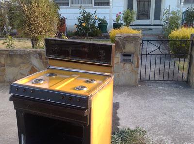 Orange-oven